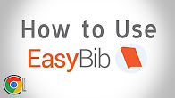 How to use EasyBib