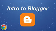 Intro to Blogger