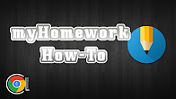myHomework Basics How-To