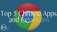 Top 5 Chrome Apps of the Month