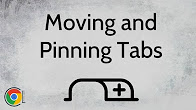 Moving and Pinning Tabs